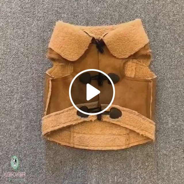 Frenchie Bully Dog Jacket Coat - Video & GIFs   bulldog clothes, dog costumes funny, bully dog, french bulldog clothes, diy dog costumes, dog raincoat, dog jacket, dog sweaters, medium dogs, pug love, more cute
