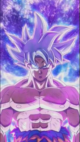 Goku Mui Dragon Ball Super