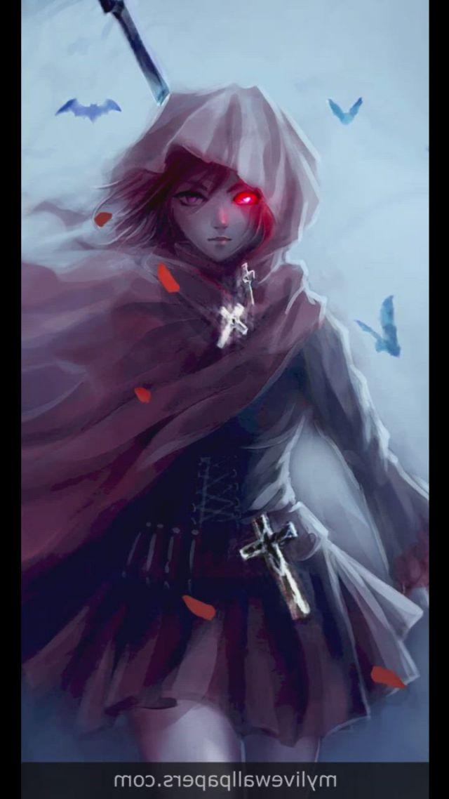 Ruby Rose RWBY - Video & GIFs   evil anime,anime fantasy,anime art,fantasy girl,anime artwork,rwby,anime mobile,anime neko